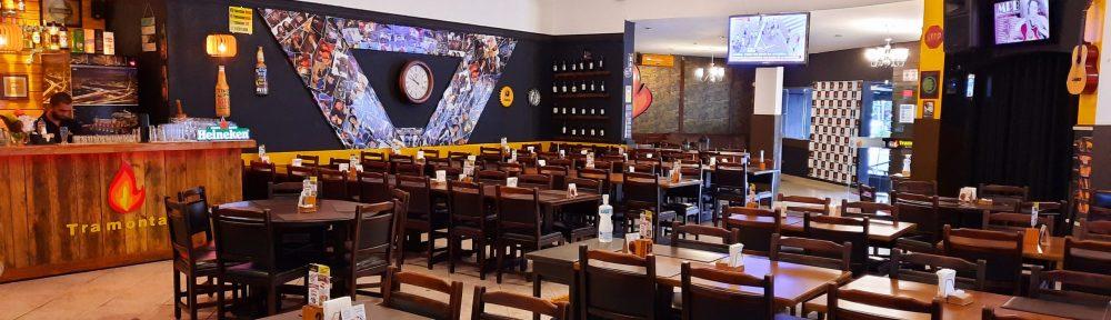Tramontana Grill e Bar – São Paulo/SP